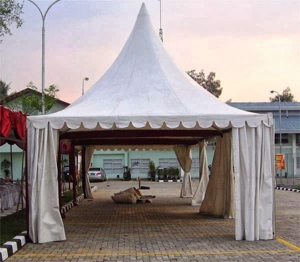 Jual Tenda Bali | Distributor Tenda Denpasar Gianyar Buleleng Badung